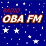 Logo da emissora Rádio Oba FM