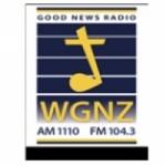 Logo da emissora WGNZ 1110 AM