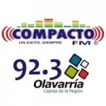 Logo da emissora Radio Compacto 92.3 FM