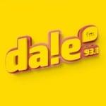 Logo da emissora Radio Dale 93.1 FM
