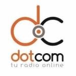 Logo da emissora Radio Dotcom