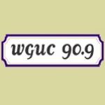 Logo da emissora WGUC 90.9 FM