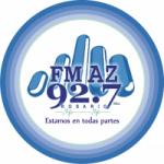Logo da emissora Radio AZ 92.7 FM