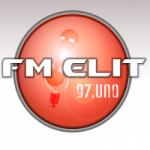Logo da emissora Radio Elit 97.1 FM