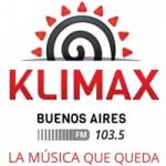 Logo da emissora Radio Klimax 103.5 FM