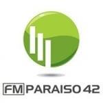 Logo da emissora Radio Paraiso 42 99.3 FM