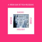 Logo da emissora Rádio Super Funk Melody