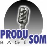 Logo da emissora Produsom Bagé