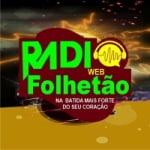 Logo da emissora Rádio Web Folhetão