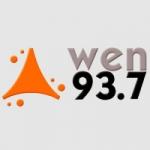 Logo da emissora Radio Wen 93.7 FM