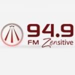 Logo da emissora Radio Zensitive 94.9 FM