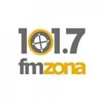 Logo da emissora Radio Zona 101.7 FM