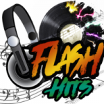 Logo da emissora Web Rádio Flash Hits