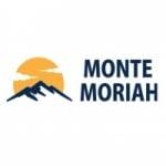 Logo da emissora Rádio Monte Moriah