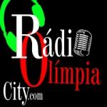 Logo da emissora Rádio Olímpia City