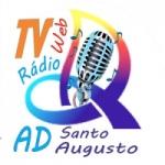 Logo da emissora RádioWeb AD Santo Augusto