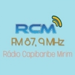 Logo da emissora Rádio Rcm 87.9 FM