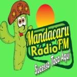 Logo da emissora Mandacaru FM