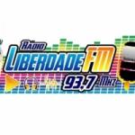 Logo da emissora Rádio Liberdade 93.7 FM