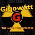 Logo da emissora Gigowatt Rock Radio 89.3 FM