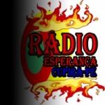Logo da emissora Rádio Esperança Cupira