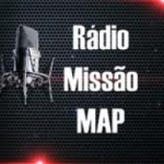 Logo da emissora Rádio Missão MAP