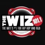 Logo da emissora WIZF 100.9 FM