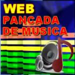 Logo da emissora Web Pancada de Música