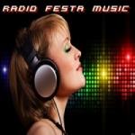 Logo da emissora Rádio Festa Music