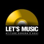 Logo da emissora Let's Music