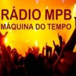 Logo da emissora Rádio MPB Máquina do Tempo