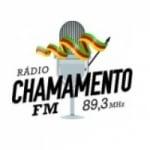 Logo da emissora Rádio Chamamento 89.3 FM