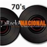 Logo da emissora Radio La Rocka 70s Nacional