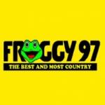 Logo da emissora WFRY 97 FM