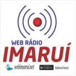 Logo da emissora Rádio Web Imaruí