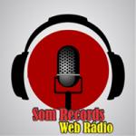 Logo da emissora Web Rádio Som Records