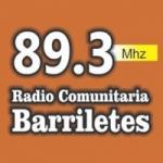 Logo da emissora Radio Barriletes 89.3 FM