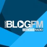 Logo da emissora Radio Blog FM