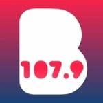 Logo da emissora Radio Blog 107.9 FM