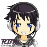 Logo da emissora Rádio Badra Mix