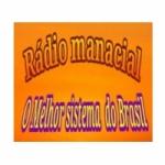 Logo da emissora Rádio Manacial