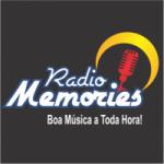 Logo da emissora Rádio Memories