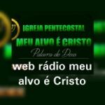 Logo da emissora Web Rádio Meu Alvo é Cristo