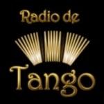 Logo da emissora Radio de Tango