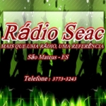 Logo da emissora Rádio Seac