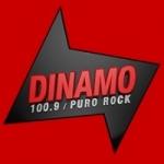 Logo da emissora Radio Dinamo 100.9 FM