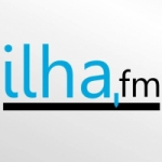Logo da emissora Rádio Ilha FM