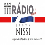 Logo da emissora Rádio Jeová Nissi