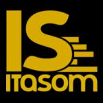 Logo da emissora Rádio Itasom Online