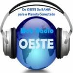 Logo da emissora Web Rádio Oeste